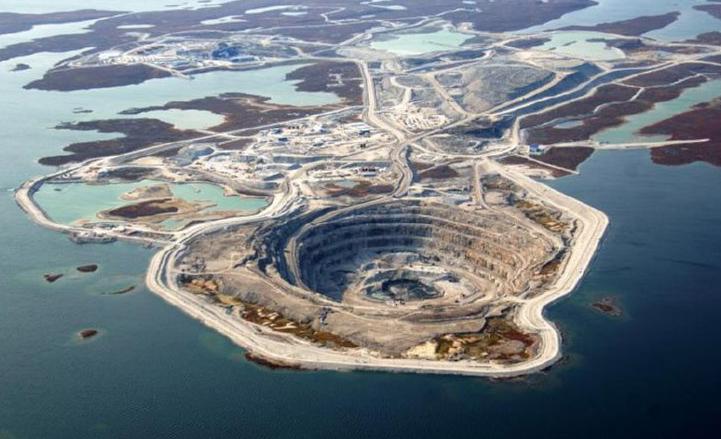 environmental impact from mining