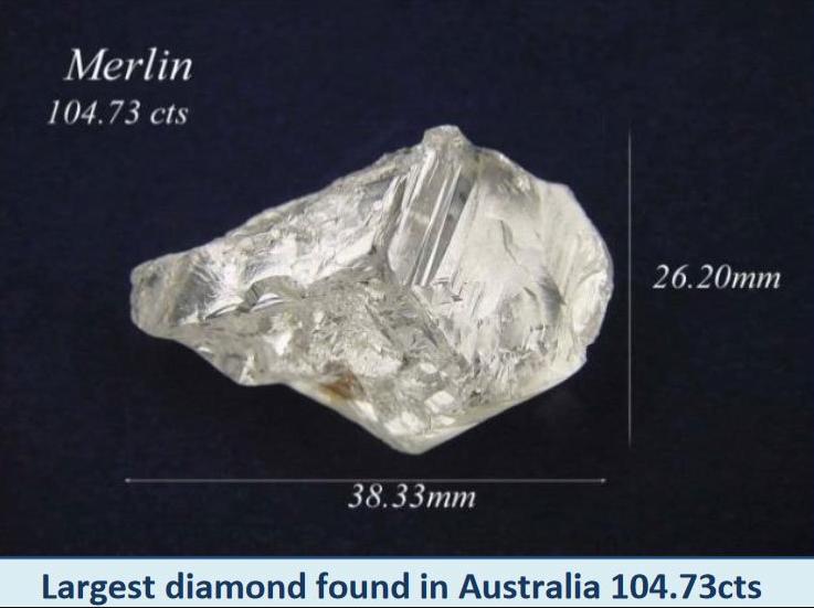 mining diamonds Australia