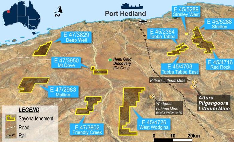 mining projects in Australia